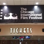 The Chicago International Film Festival Vinyl Banner